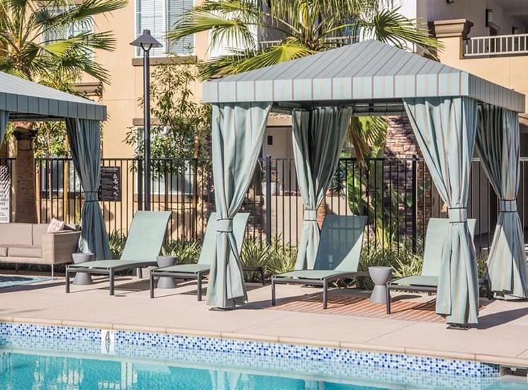 Cabanas at Capriana at Chino Hills Apartments in Chino Hills CA