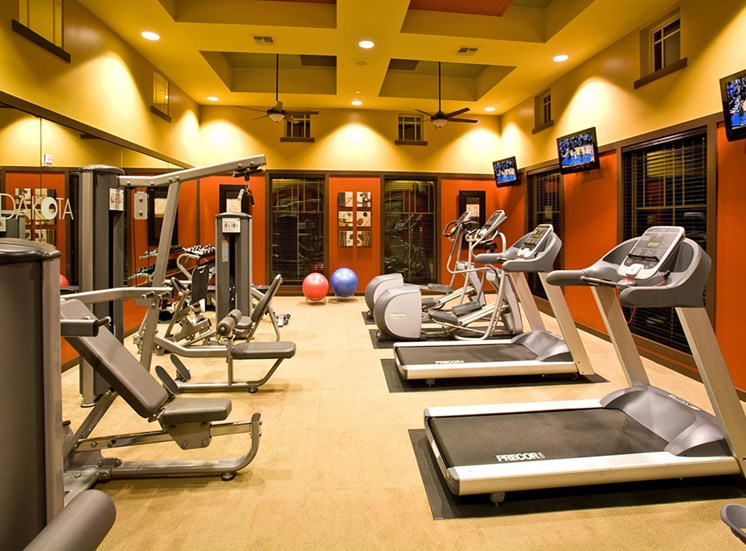 Fitness Center at Dakota Apartments in Winchester CA