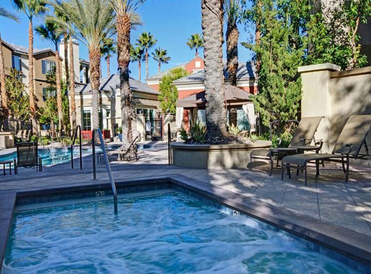 Spa at Ridgestone Apartments in Lake Elsinore CA