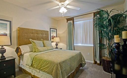 Master suites at Ridgestone Apartments in Lake Elsinore CA