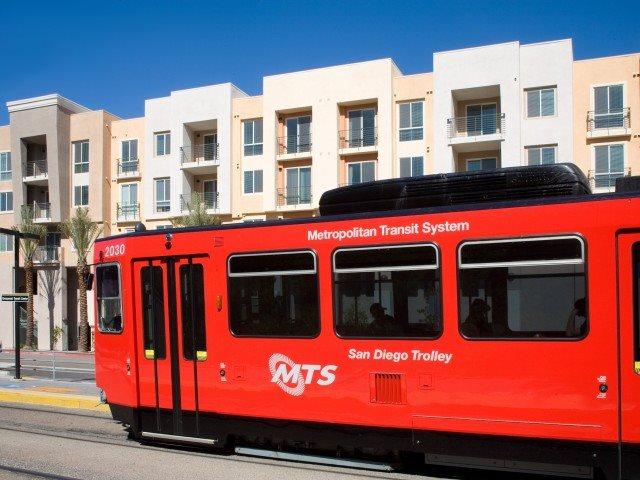 Alterra At Grossmont Trolley Apartments La Mesa Ca