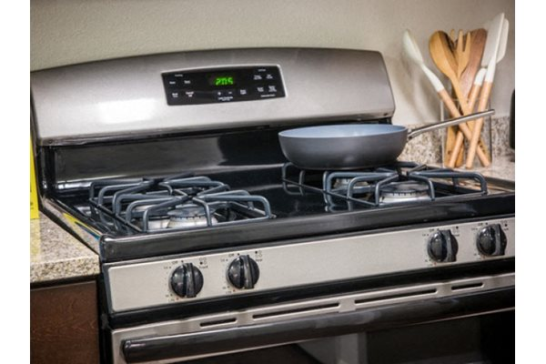Appliances at Pulse Millenia Apartments in Chula Vista, CA