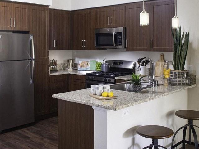 Skye Vista CA - 1 Bd Kitchen