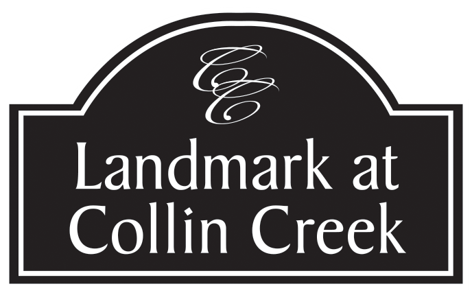 Landmark at Collin Creek Logo