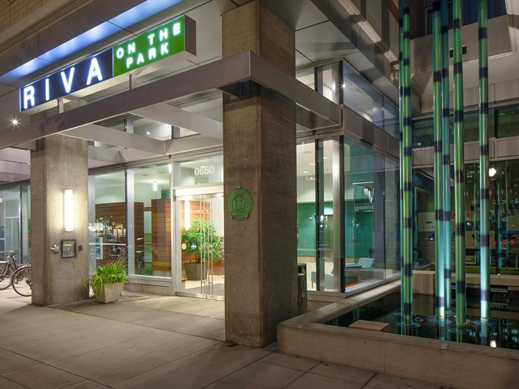 LEED Gold Certified Building at Riva on the Park, Portland, OR 97239