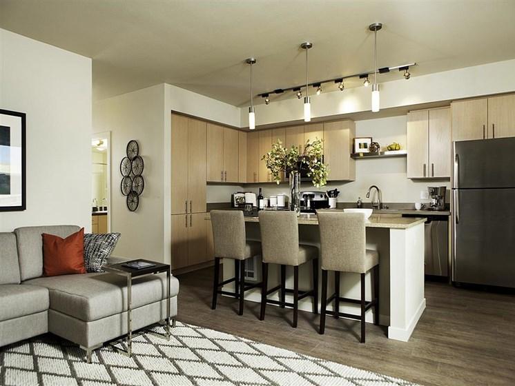 Hardwood Flooring Available at Allez, Redmond,Washington