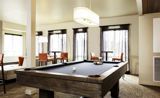 newly Renovated Game Room with Pool Table at Allez, Washington, 98052