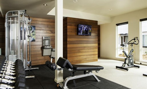 Fitness Center with State of the Art Precor Equipment at Allez, Redmond, 98052