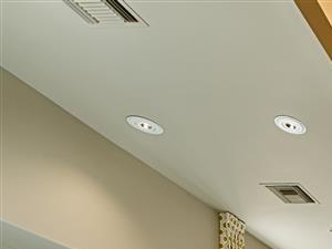 Community Lounge With Upgraded Lighting at Aventura, Avondale, AZ 85392