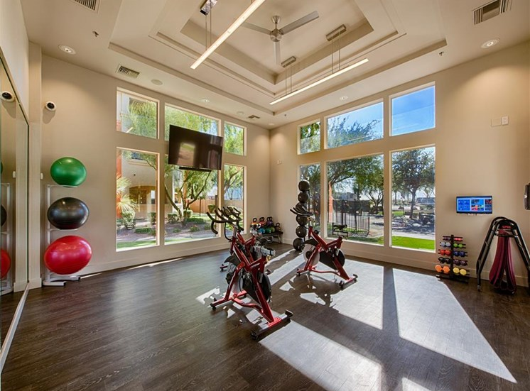 High-Tech Fitness Center at Aventura, Avondale, AZ 85392
