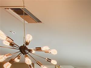 Resident Lounge With Wood-Style Flooring at Aventura, Avondale, AZ