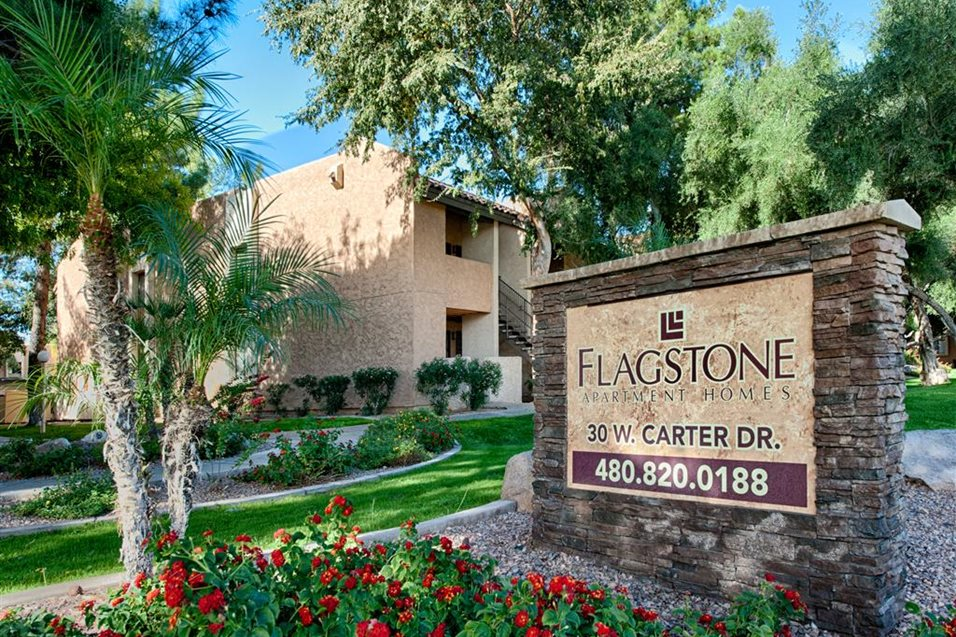 Landscaping At Flagstone Arizona