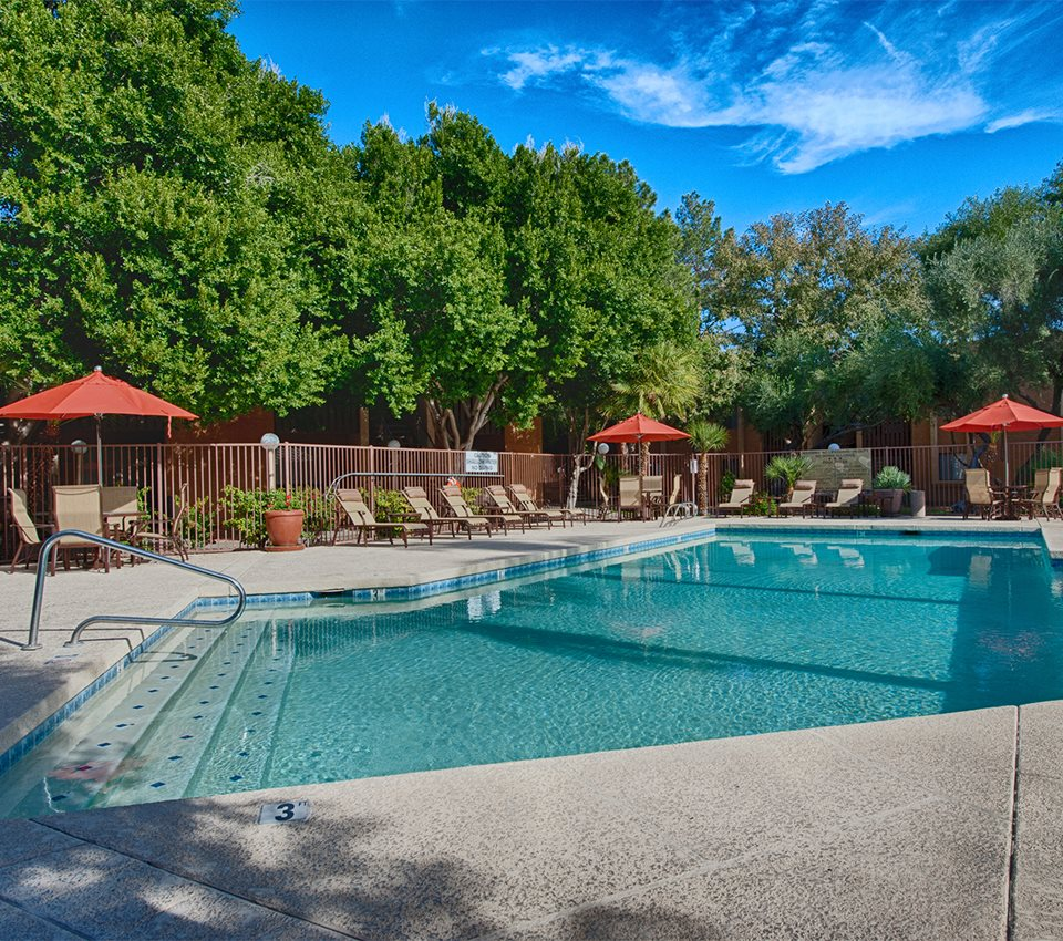Sparkling Swimming Pools at Flagstone, Tempe