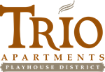 Trio Apartments Property Logo 19