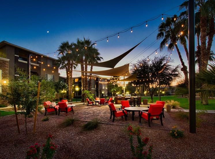 Beautiful Grilling Station at Stonebridge Ranch, Arizona