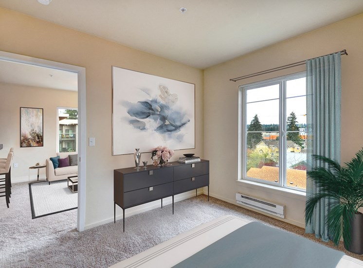 Redmond Square|Bed Room