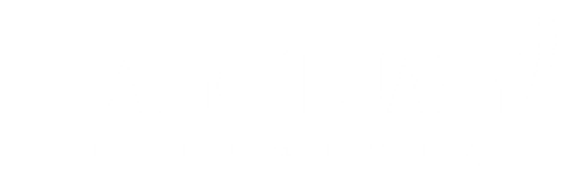 Logo for Sanctuary Apartments