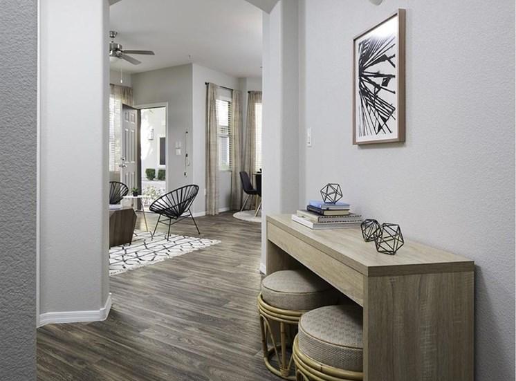 Hallway at Cambria Apartments in Gilbert AZ