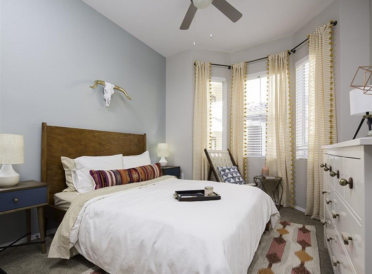 Second bedroom at Cambria Apartments in Gilbert AZ