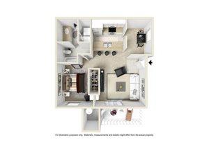 S1 floor plan.