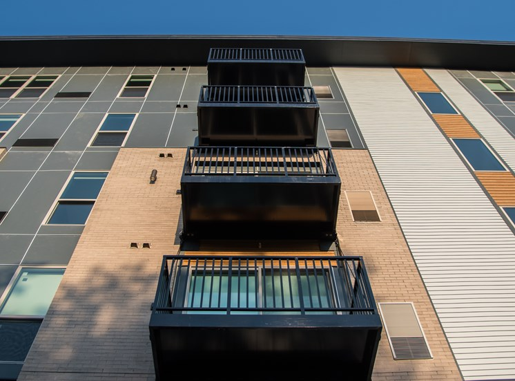 Balconies at CORE Apartments Ames IA