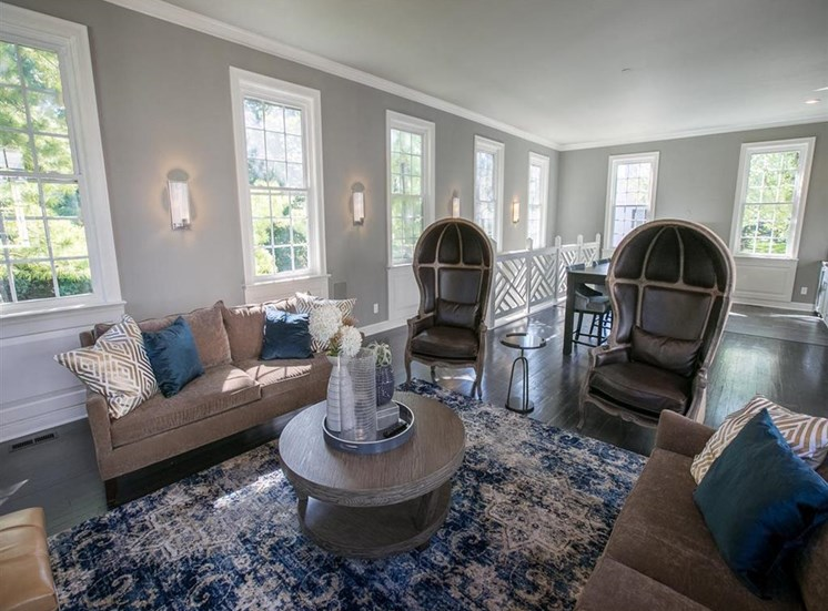 Common area WiFi available at Residence at Christopher Wren in Gahanna, OH