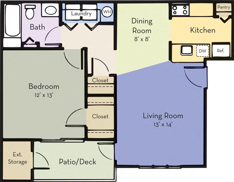 Beechnut Floor Plan 3