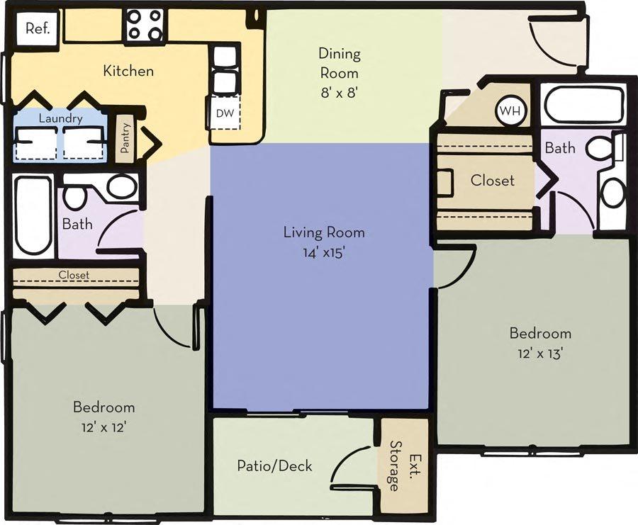 Catalina Floor Plan 4