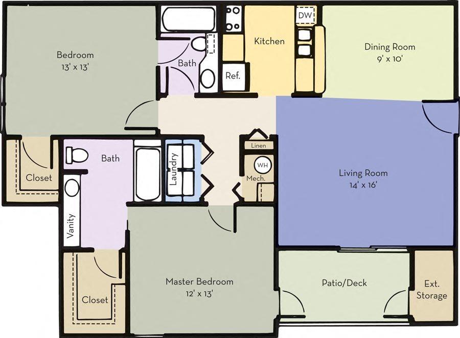 Elm Floor Plan 6