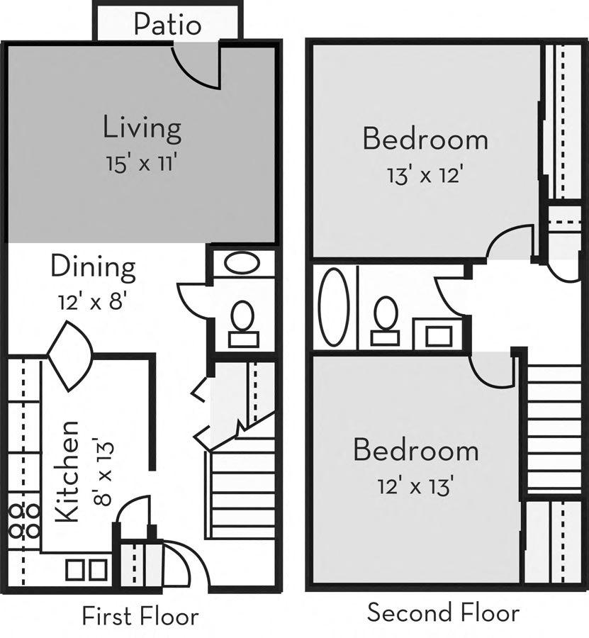 Bradford Floor Plan 1