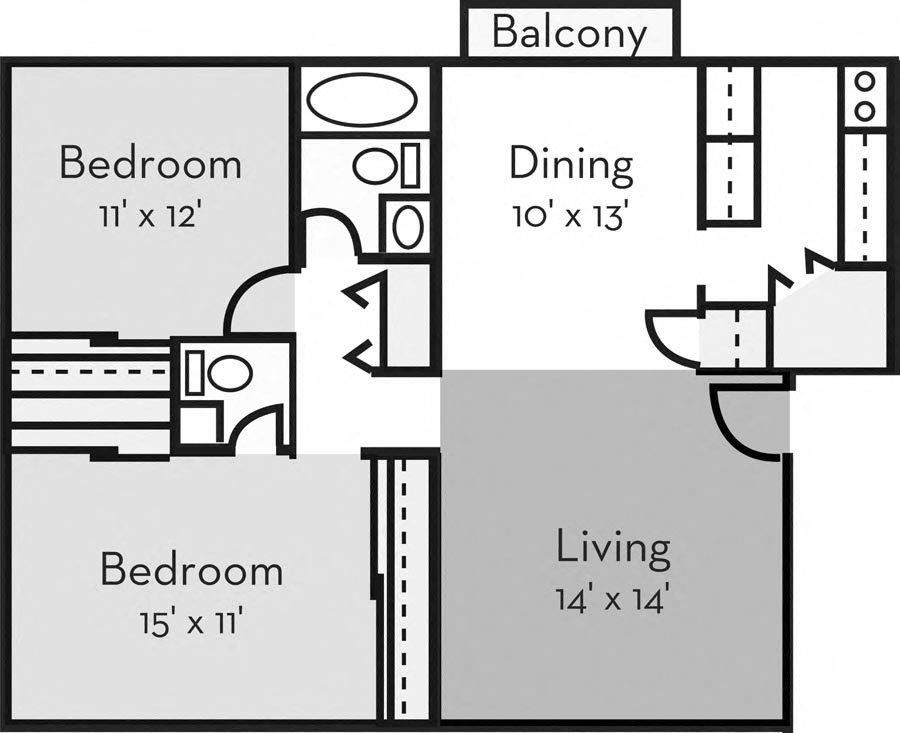 Dogwood Floor Plan 3