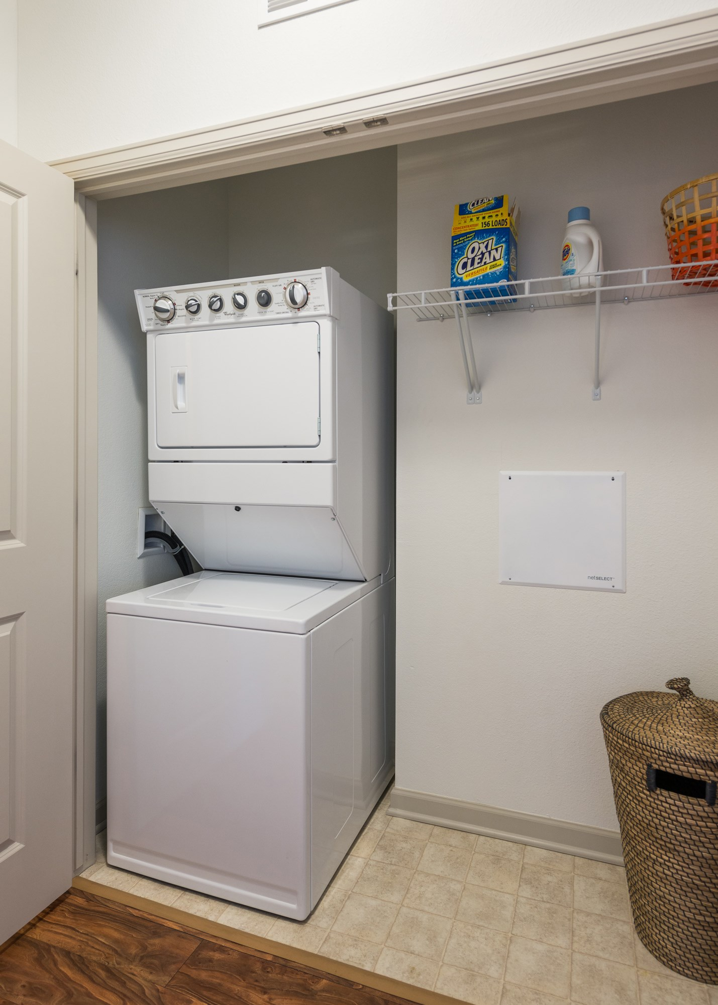 Laundry Room at Arterra Place Apartments in Aurora, CO