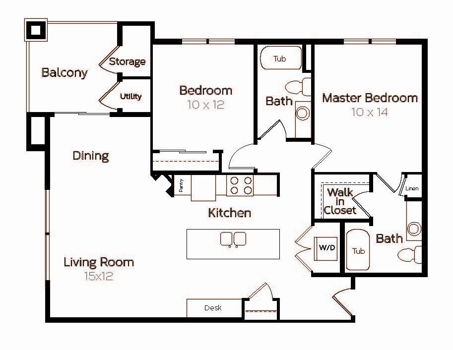 2A Floor Plan 5