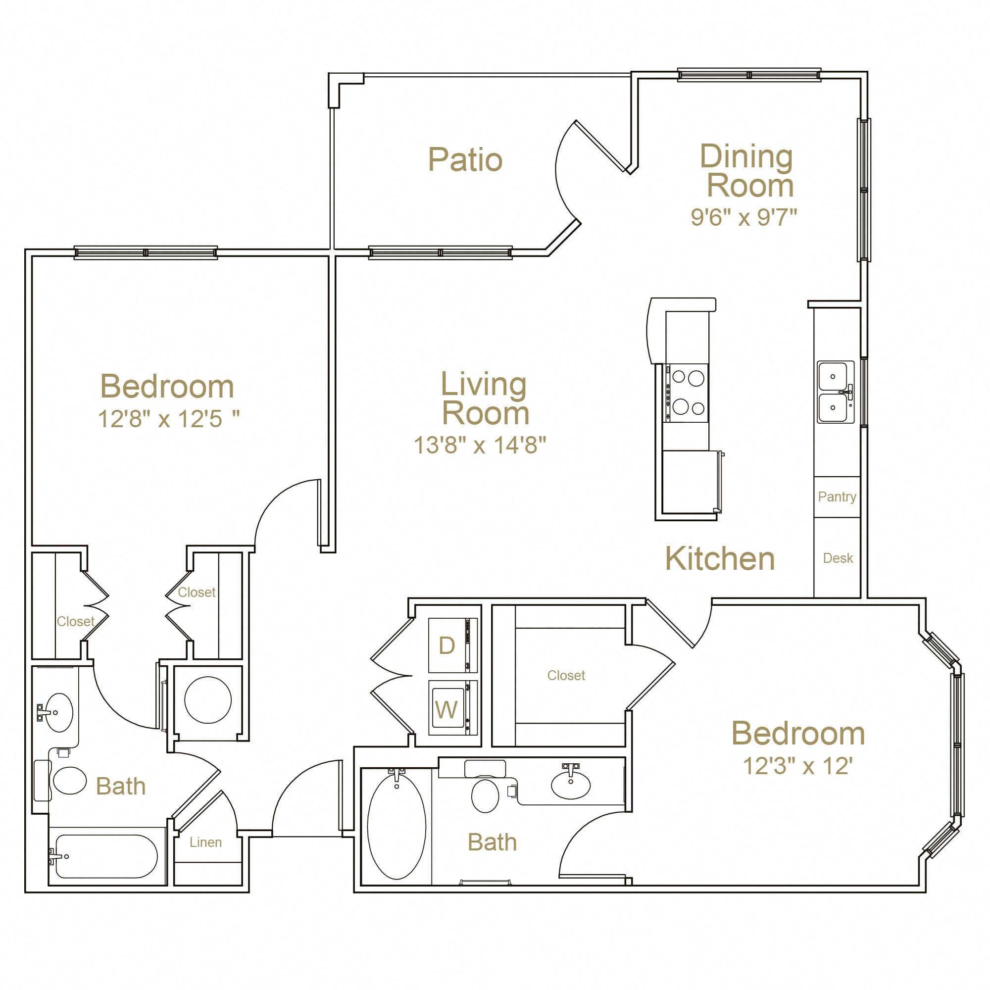 2C Floor Plan 6