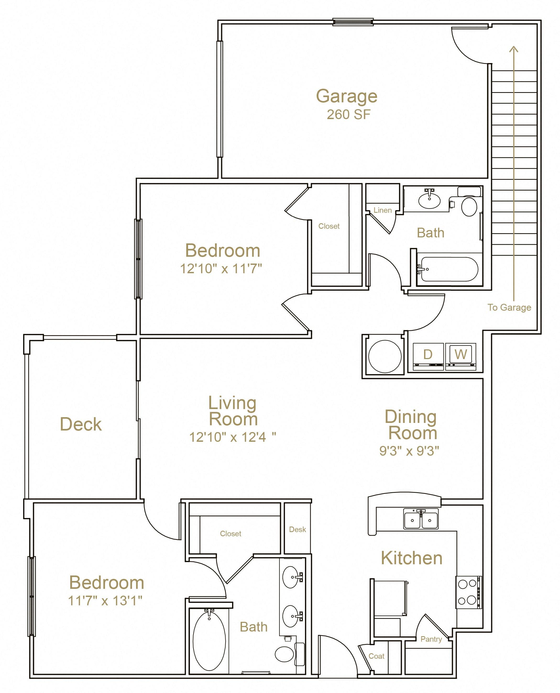 2G Floor Plan 10