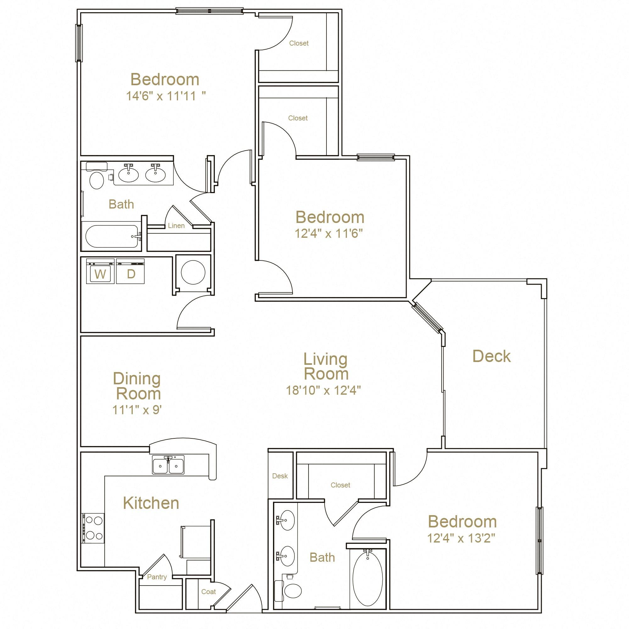 3C Floor Plan 14