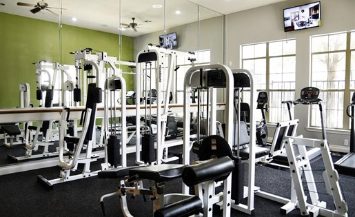 Windsor Cypress Apartments for rent in Houston, TX - fitness center