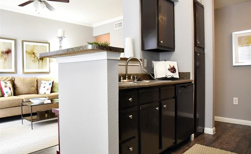 Windsor Cypress Apartments for rent in Houston, TX - kitchen