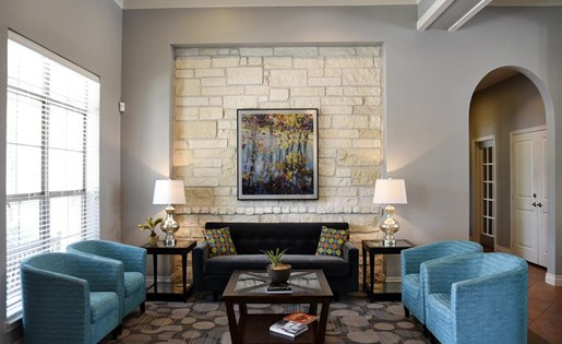 Windsor Cypress Apartments for rent in Houston, TX - living room