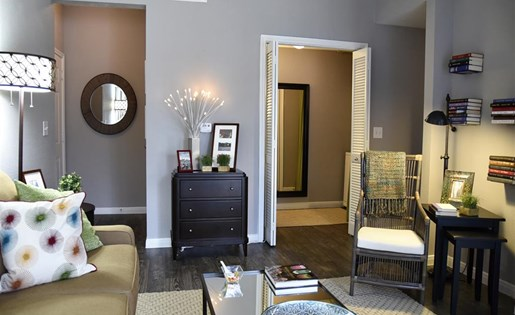 Windsor Cypress Apartments for rent in Houston, TX - modern interior decor