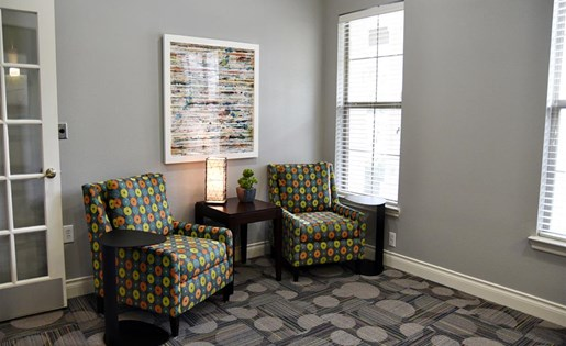 Windsor Cypress Apartments for rent in Houston, TX - reading corner