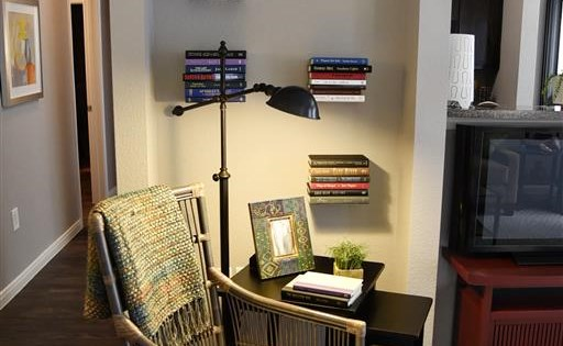 Windsor Cypress Apartments for rent in Houston, TX - cozy reading corner