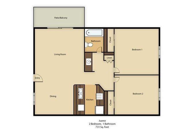 Juarez Floor Plan 6