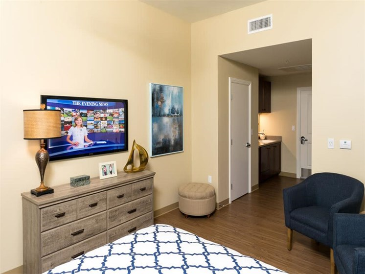 Private Baths For Every Bedroom at Mariposa at Ellwood Shores, Goleta