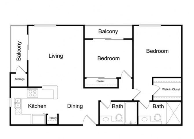 Plan A Floor Plan 5
