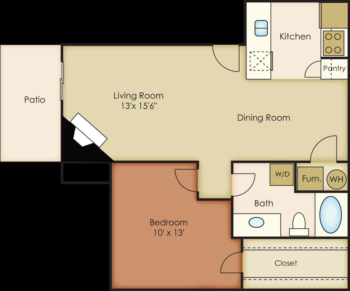 Jemez Floor Plan 2