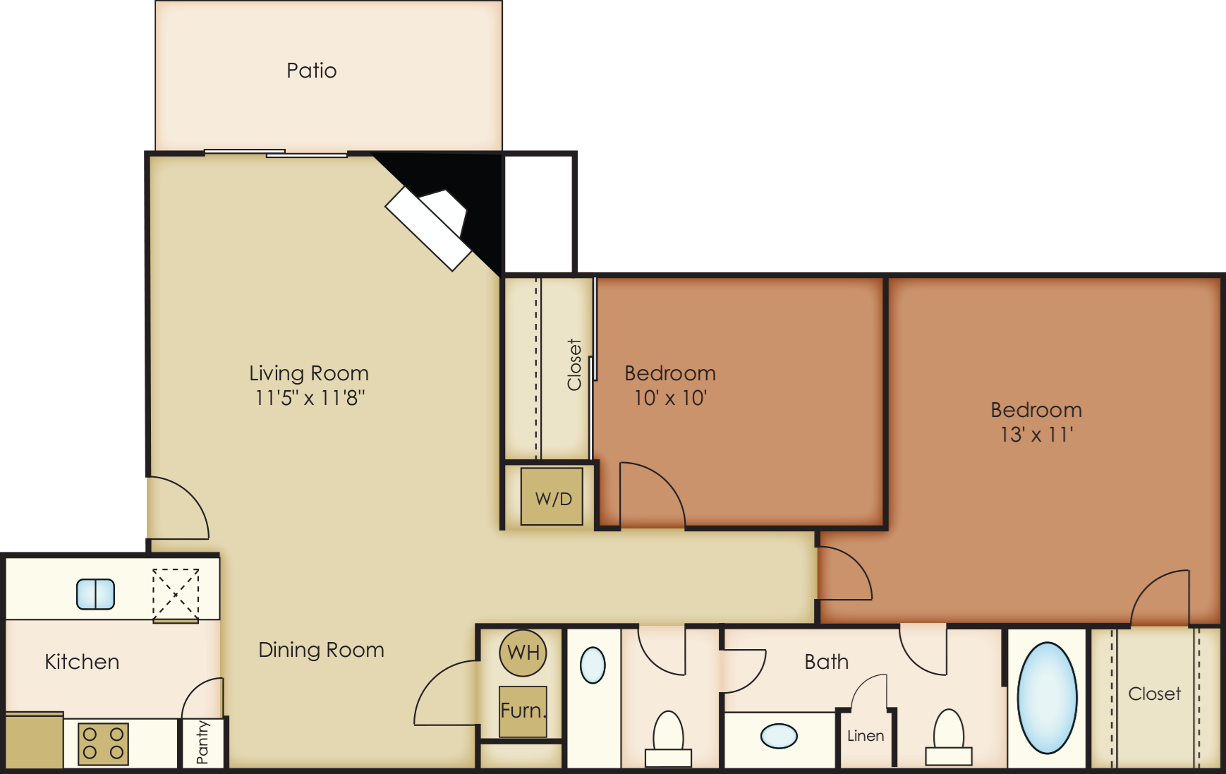 Manzano Floor Plan 3