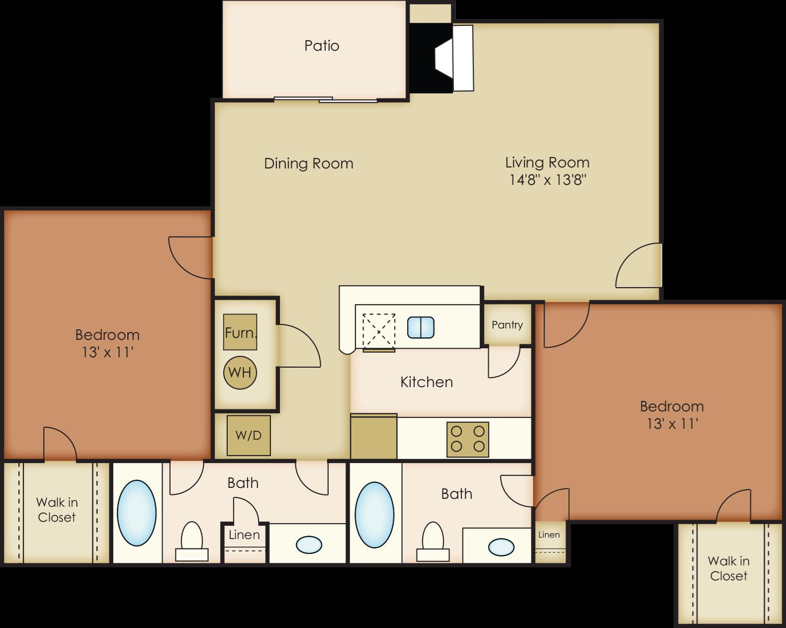 Rio Grande Floor Plan 4