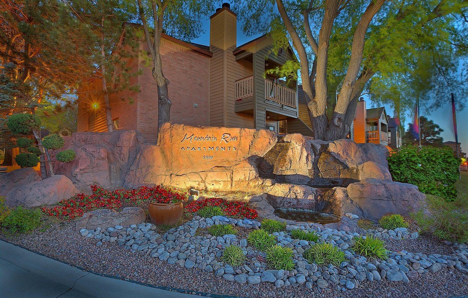 Apartments For Rent In Albuquerque Nm Mountain Run