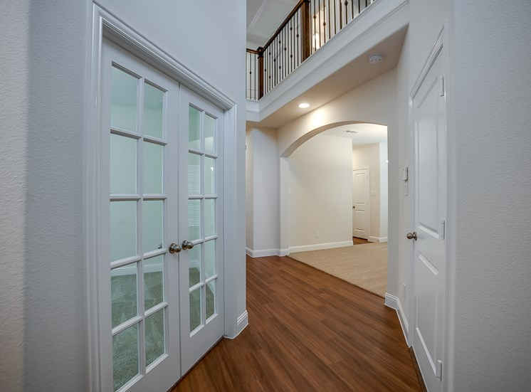 Separate Office Space with French Doors at Cottages at the Realm, Homes for rent in Castle Hills, TX